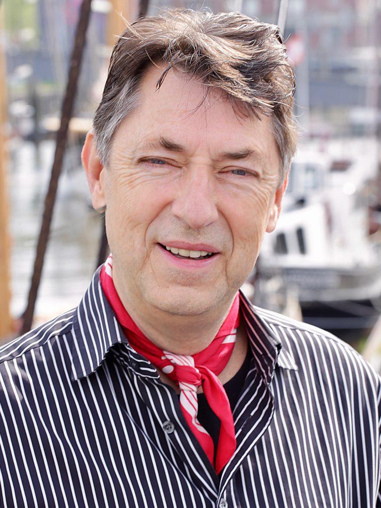Herbert Kauschka, Musikalischer Leiter der Hamburger Klabautermänner