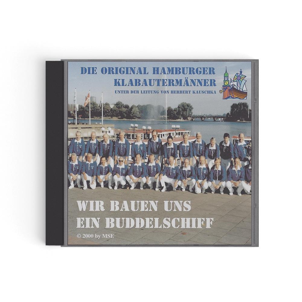 Die Hamburger Klabautermänner - Wir bauen uns ein Buddelschiff