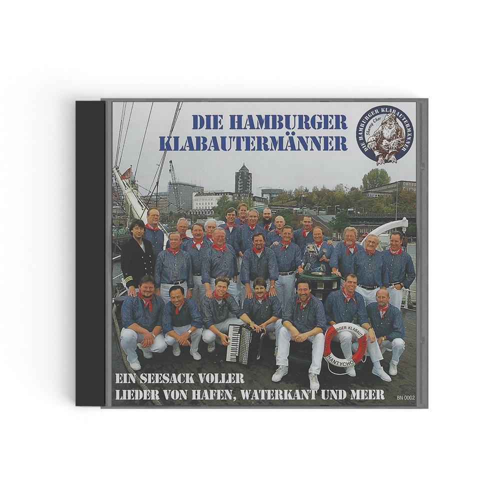 Die Hamburger Klabautermänner - Ein Seesack voller Lieder von Hafen, Waterkant und Meer